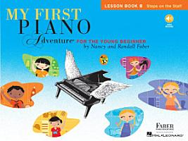 My First Piano Adventure  Lesson Book B with Online Audio PDF