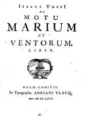 Liber de motu marium et ventorum