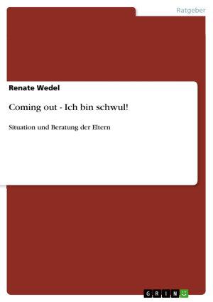 Coming Out   Ich Bin Schwul  PDF