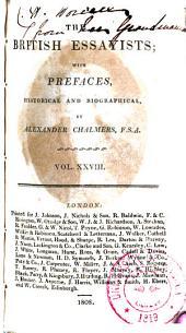 The British essayists: Volume 28