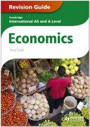Cambridge International a and AS Level Economics Revision Guide PDF