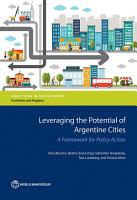 Leveraging the Potential of Argentine Cities PDF