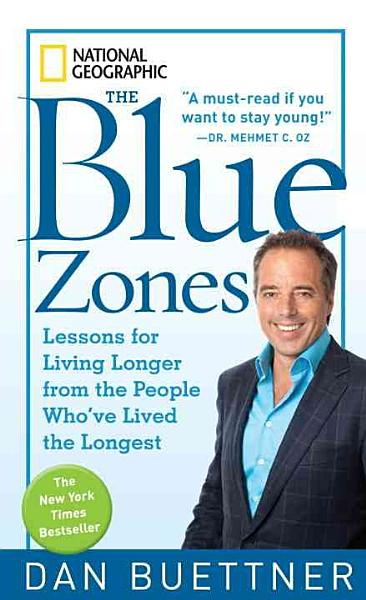 Download The Blue Zones Book