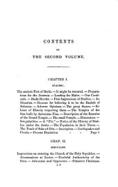 The Dead Sea: Volume 1