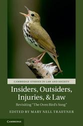Insiders  Outsiders  Injuries  and Law PDF