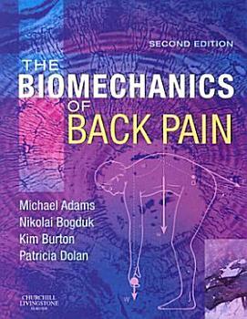 The Biomechanics of Back Pain PDF