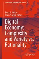 Digital Economy  Complexity and Variety vs  Rationality PDF