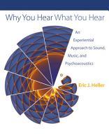 Why You Hear what You Hear PDF