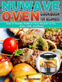 Nuwave Oven Cookbook For Beginners Book PDF