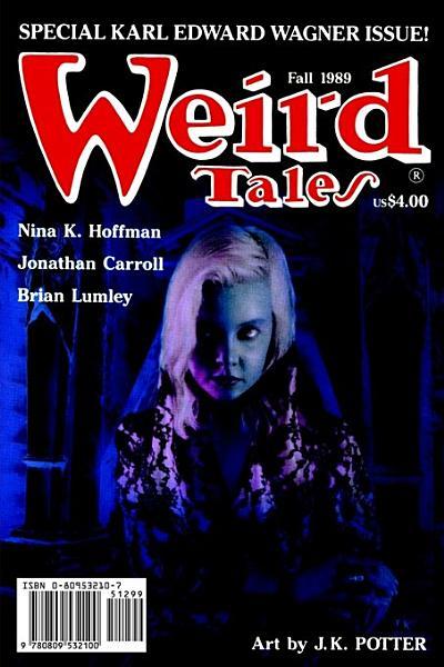 Weird Tales 294 Fall 1989