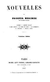 Nouvelles: Carmen-Arsène Guillot-l'Abbe Aubain-La Dame de pique-Les Bohemiens-Le Hussard-Nicolas Gogol