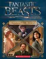 Character Guide  Fantastic Beasts and Where to Find Them  PDF