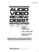 Audio Video Review Digest Book PDF