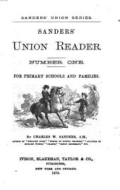 Union Reader: For Primary Schools and Families. Number one