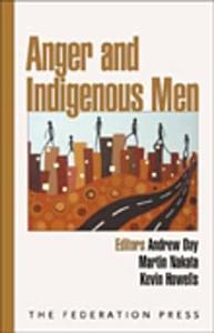 Anger and Indigenous Men Book