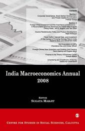 India Macroeconomics Annual 2008