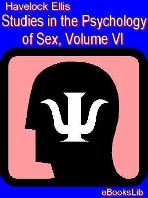 Studies in the Psychology of Sex PDF