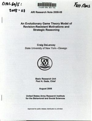 ARI Research Note PDF