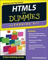 HTML5 eLearning Kit For Dummies PDF