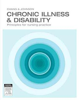 Chronic Illness and Disability Book