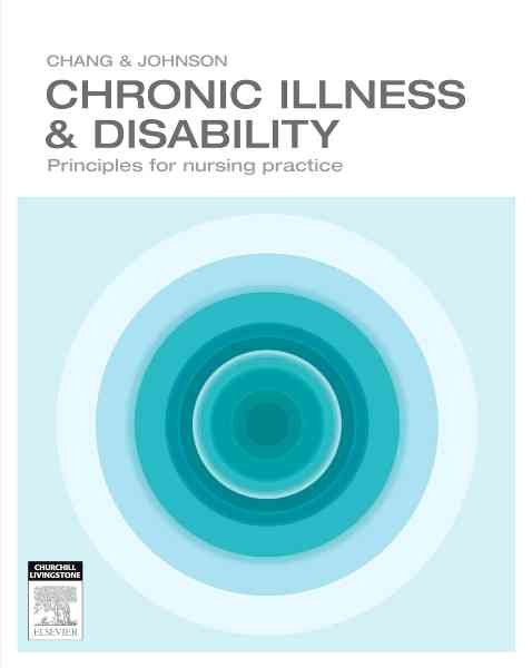 Chronic Illness and Disability PDF