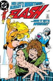 The Flash (1987-) #28