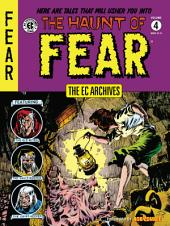 The EC Archives: The Haunt of Fear: Volume 4