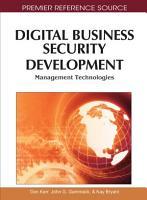 Digital Business Security Development  Management Technologies PDF