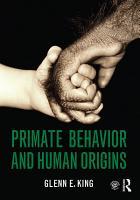 Primate Behavior and Human Origins PDF