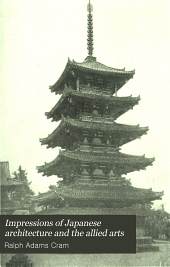 Impression of Japanese Architecture and the Allied Arts