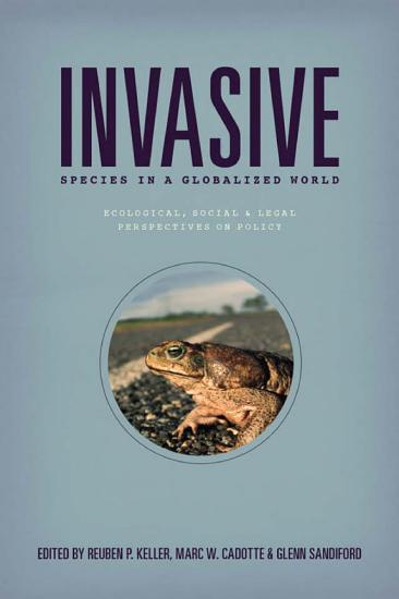 Invasive Species in a Globalized World PDF