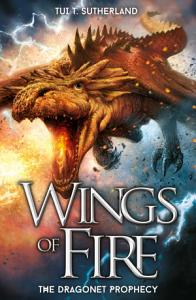 Wings of Fire 1  The Dragonet Prophecy Book