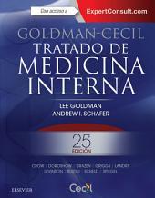 Goldman-Cecil. Tratado de medicina interna: Edición 25