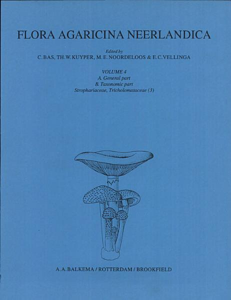 Flora Agaricina Neerlandica   PDF