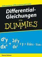 Differentialgleichungen f  r Dummies PDF
