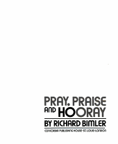 Pray  Praise  and Hooray PDF