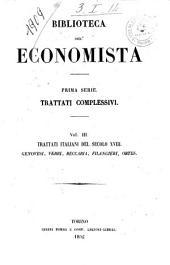 Lezioni di economia civile, ed opuscoli