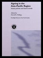 Ageing in the Asia Pacific Region PDF