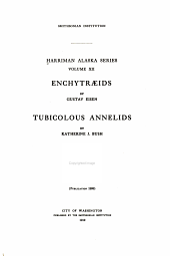 Harriman Alaska Series: Enchytraeids