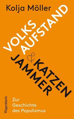 Volksaufstand und Katzenjammer PDF