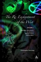The Re Enchantment of the West PDF