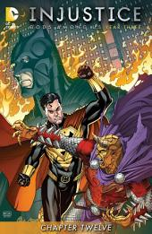 Injustice: Gods Among Us: Year Three (2014-) #12