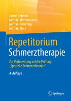 Repetitorium Schmerztherapie PDF