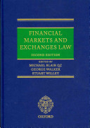 Financial Markets and Exchanges Law PDF
