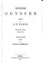 Homers Iliade: Bd. Gesang VII-XII. 6. Aufl., von F. R. Franke. 1880