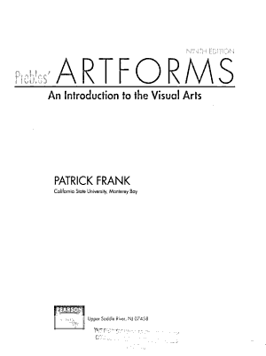 Art Past Art Present With Myartkit Student Access Code Card