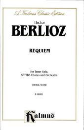 Requiem: Choral Worship Cantata
