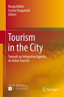 Tourism in the City PDF