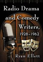 Radio Drama and Comedy Writers  1928  1962 PDF