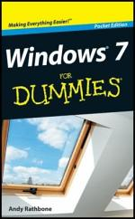 Windows 7 for Dummies - Pocket Edition
